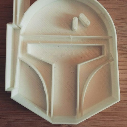 Star Wars cookie cutters- 100 and 80mm (Free) 3D Print 34697