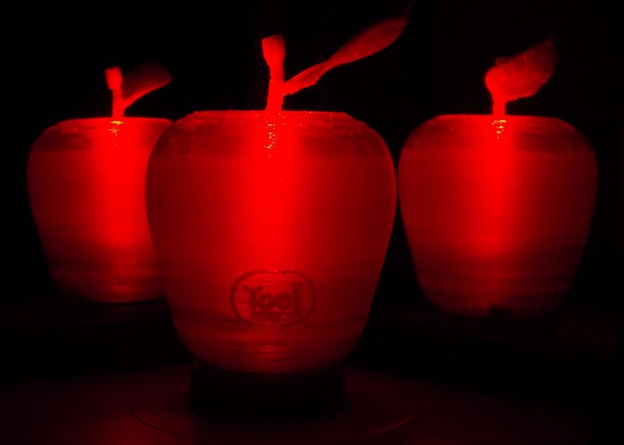Apple lamp 3D Print 3479