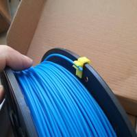 Small Assorted Filament Clips (1.75 mm) 3D Printing 3483
