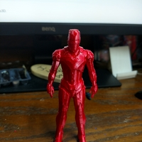 Small Iron Man Mark 6 3D Printing 35381