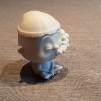 Small PotHead 3D Printing 35711
