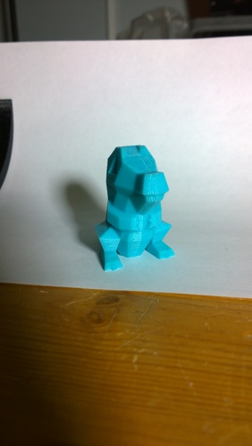 Low Poly Pokemon  3D Print 359