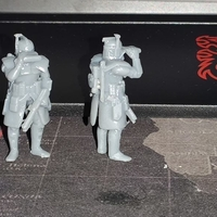 Small Arc Trooper Fives Legion Scale 3D Printing 36634