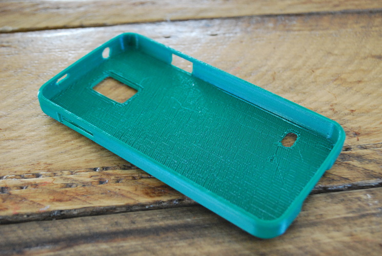 Samsung Galaxy S5 MadeSolid S5 Case 3D Print 3711