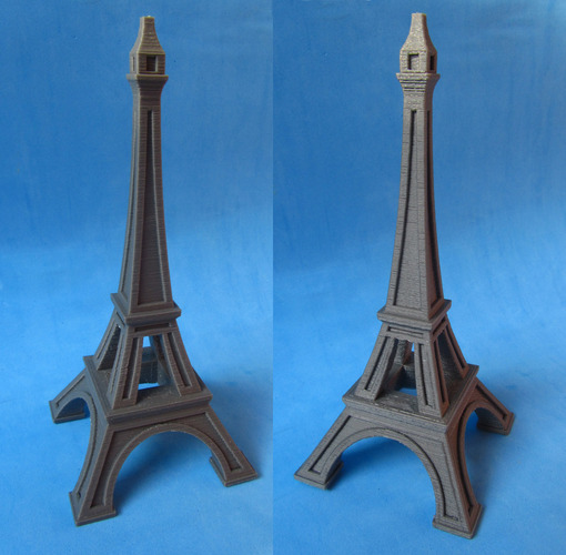 The Eiffel Tower Miniature 3D Print 4149