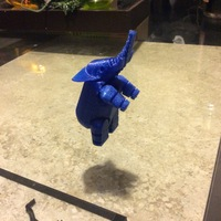 Small Elephant 3D Printing 4156