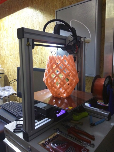 Child's room pendant lamp 3D Print 4174