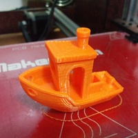 Small #3DBenchy - The jolly 3D printing torture-test 3D Printing 428