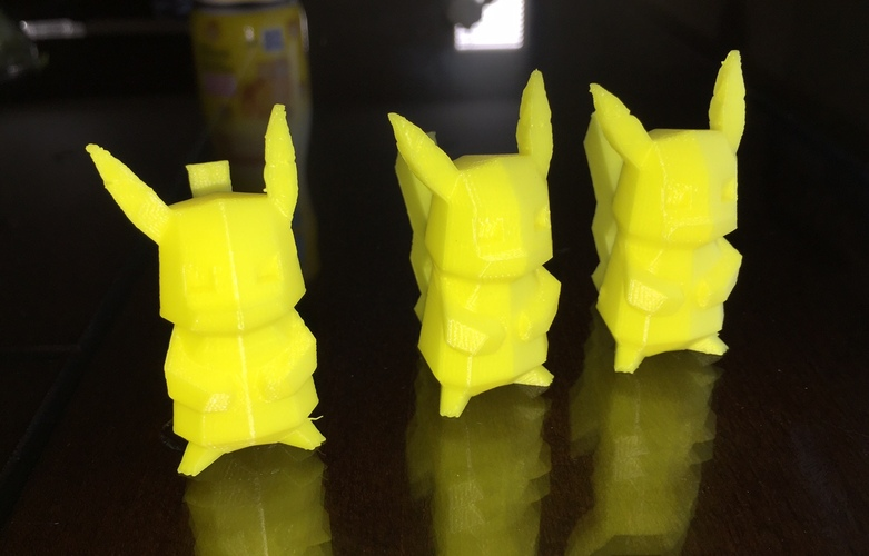 Low Poly Pokemon  3D Print 431