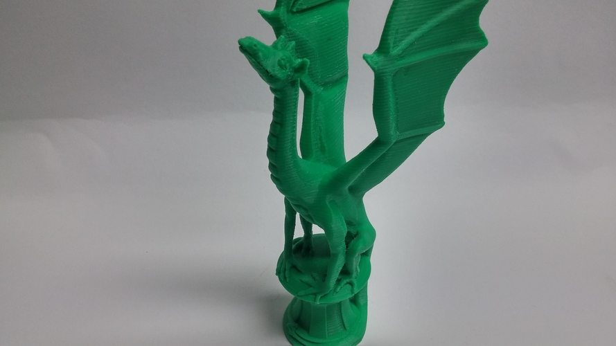 Aria the Dragon 3D Print 4431