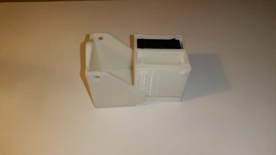 GoPro Hero 4 Battery Case 3D Print 4672