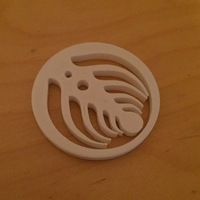 Small MakerTree 3D: Bassnectar 3D Printing 4688