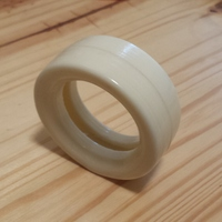 Small M/T ET Drag Slick size 22-8.0-15 half 3D Printing 4761