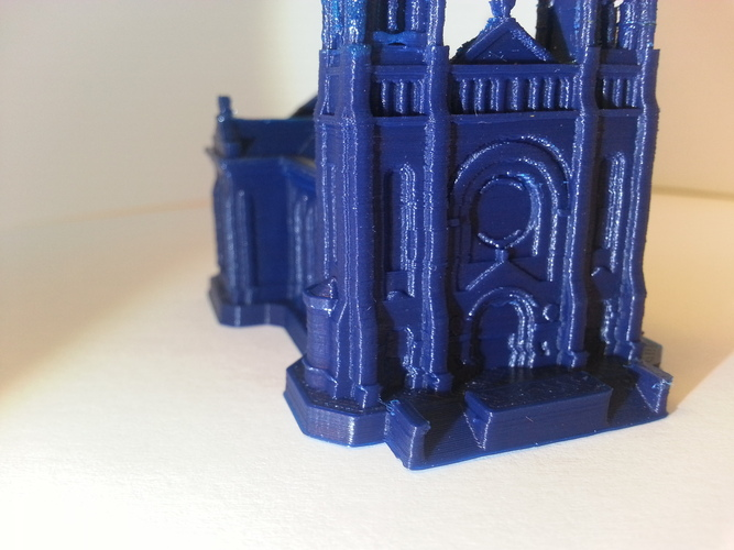 Sioux Falls Cathedral, South Dakota 3D Print 4874