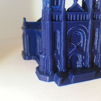 Small Sioux Falls Cathedral, South Dakota 3D Printing 4874