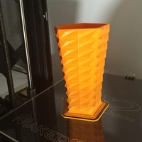 Small Vase / Pen holder 3D Printing 5041