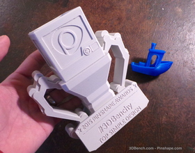 Pin  3dbenchy awarded top simple design 2015 at pinshape.com v02