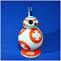 Small BB8 DROID - STAR WARS: THE FORCE AWAKENS 3D Printing 5111