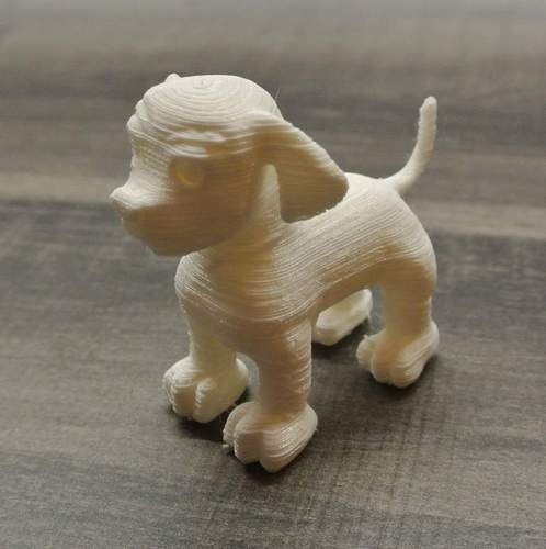 Marshall Paw patrol Puppy Dog 3D Print 5216