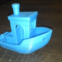 Small #3DBenchy - The jolly 3D printing torture-test 3D Printing 5303