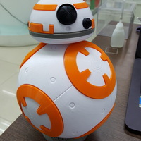 Small BB8 DROID - STAR WARS: THE FORCE AWAKENS 3D Printing 5317