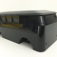 Small vw bus with turning wheels 3D Printing 5380
