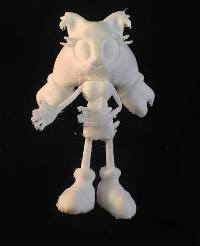 Sticks Action Figure Collection 3D Print 5461