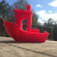 Small #3DBenchy - The jolly 3D printing torture-test 3D Printing 5527