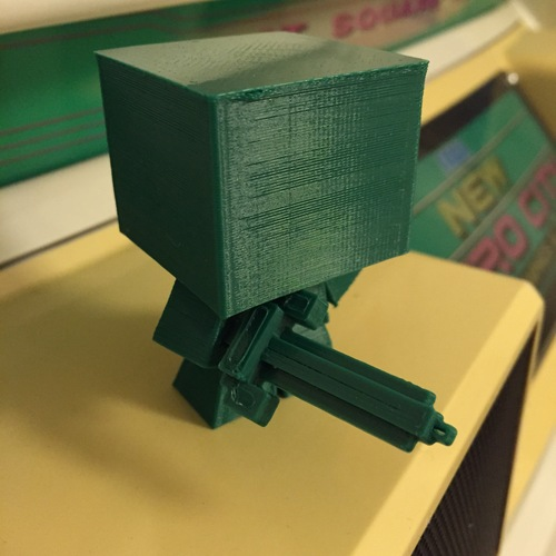 DIY Toy the Joenny Cube 3D Print 5717