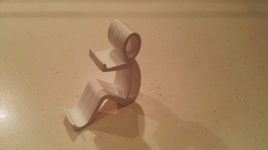 Phone holder Phone stand 3D Print 5796