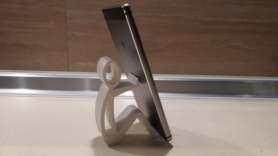 Phone holder Phone stand 3D Print 5798