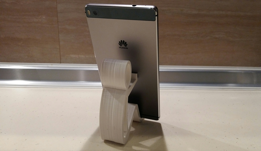 Phone holder Phone stand 3D Print 5801