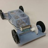 Small Design Project(Toy Car) v2.3 3D Printing 5847