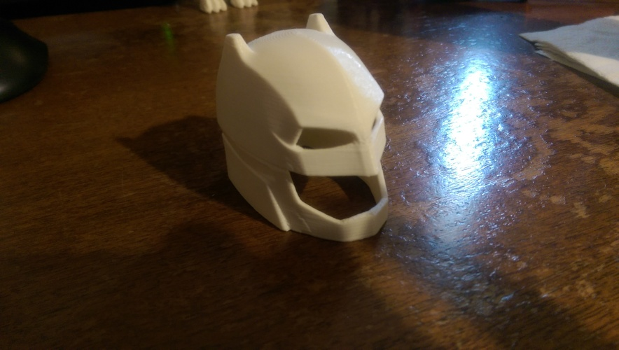 Batman vs Superman- Helmet 3D Print 6064