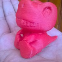 Small Baby Rex 3D Printing 663
