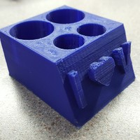 Small Vaporizer stand / holder  3D Printing 6689