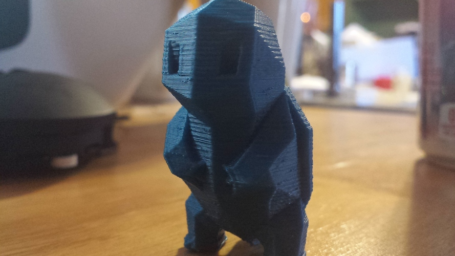 Low Poly Pokemon  3D Print 6885