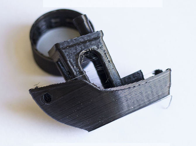 #3DBenchy - The jolly 3D printing torture-test 3D Print 6970