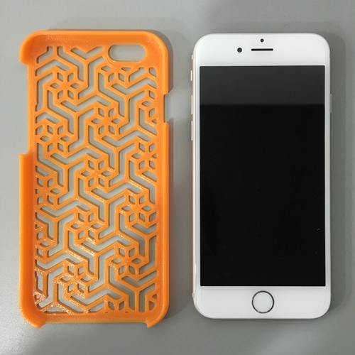 iPhone 6/6s case - LOTO 3D Print 7019