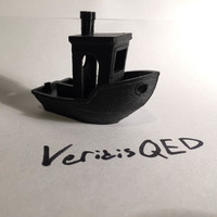 Small #3DBenchy - The jolly 3D printing torture-test 3D Printing 7071