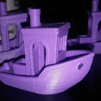 Small #3DBenchy - The jolly 3D printing torture-test 3D Printing 7111