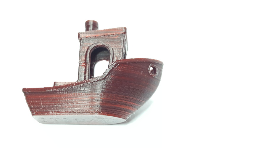 #3DBenchy - The jolly 3D printing torture-test 3D Print 7144