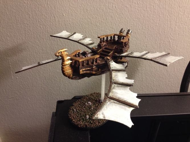 Flight of the Wind Dragon 3D Print 7147