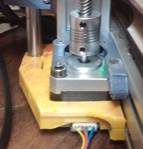 Ormerod 2 tr8 DirectDrive Z Axis Redesign 3D Print 7277