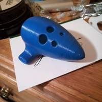 Small Working Ocarina 3D Printing 7298