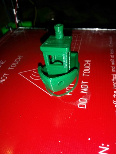 #3DBenchy - The jolly 3D printing torture-test 3D Print 7329
