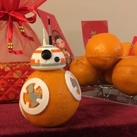 Small BB8 DROID - STAR WARS: THE FORCE AWAKENS 3D Printing 7373