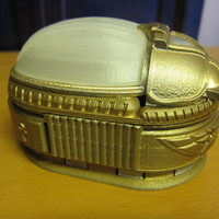 Small Scarab Beetle Box (with secret lock) 3D Printing 743