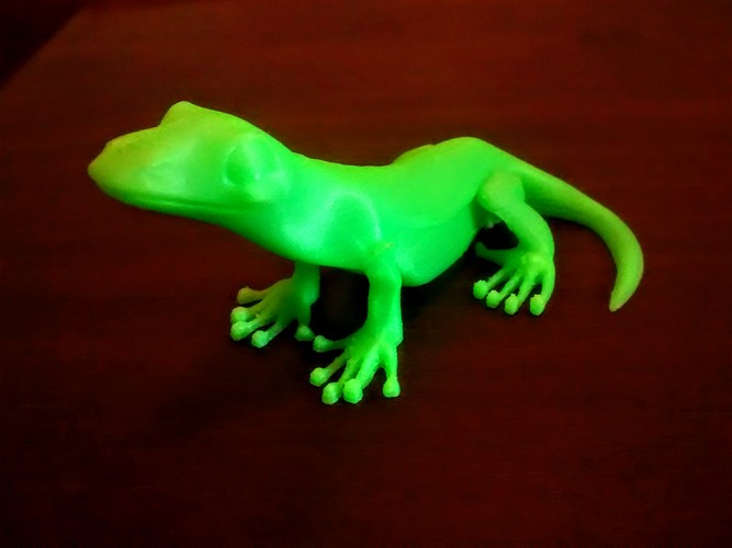 Little Lizard 3D Print 755