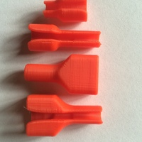 Small iCableGuards - free 4 eva' 3D Printing 7652
